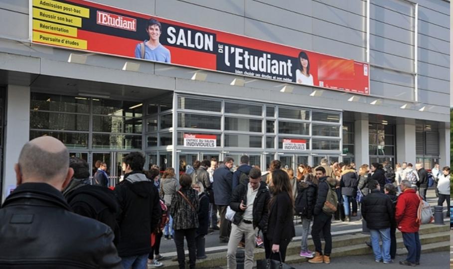 Salon de l 39 tudiant de rouen c 39 est ce week end pour tout for Salon emploi rouen