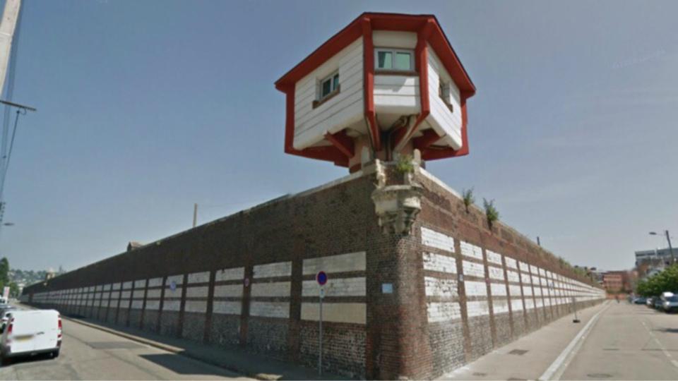 Le meurtrier présumé a été incarcéré à la maison d'arrêt de Rouen. Il encourt la réclusion criminelle à perpétuité (Illustration)