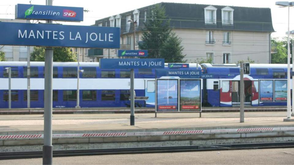 Yvelines : un homme interpellé à la gare de Mantes-la-Jolie pour attouchement sexuel