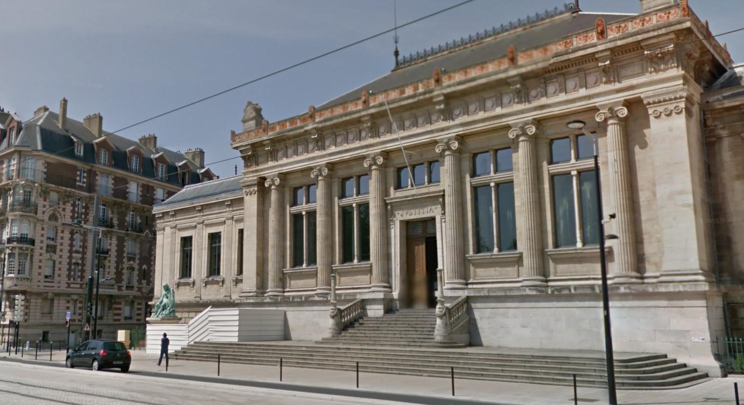 Deux des trois cambrioleurs ont été condamnés à des peines de prison ferme par le tribunal correctionnel du Havre (Illustration@Google Maps)