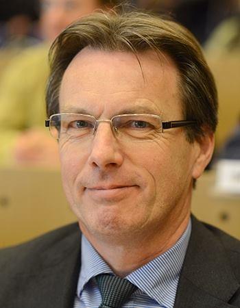 Jean-Luc Léger (Photo@Facebook) a été élu avec 85 voix contre 70 à Jean Callewaert