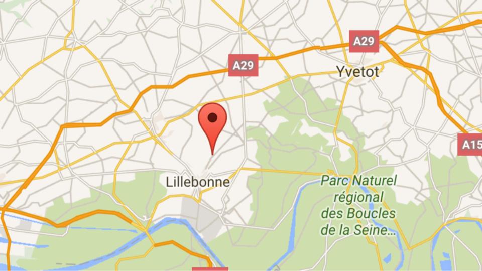 Accident : la D34 coupée dans les deux sens en Seine-Maritime