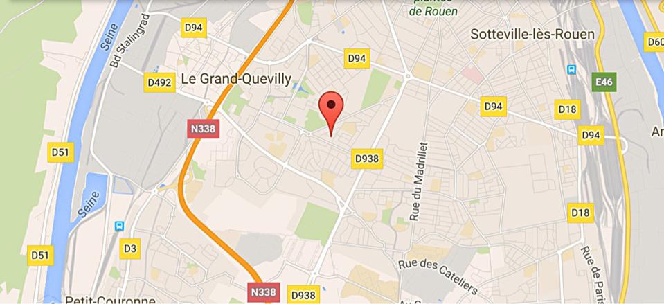 Explosion de gaz ce soir à Grand-Quevilly : deux personnes sous les décombres