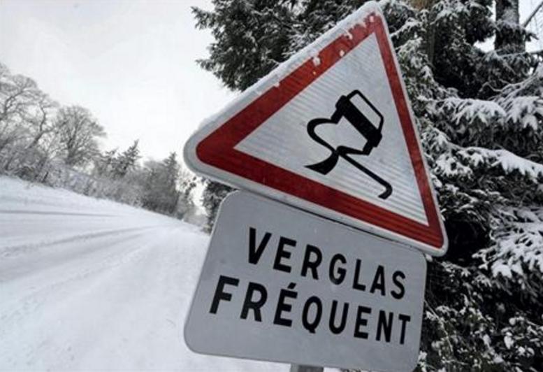 "Météo : vigilance orange ""neige-verglas"" en Normandie"