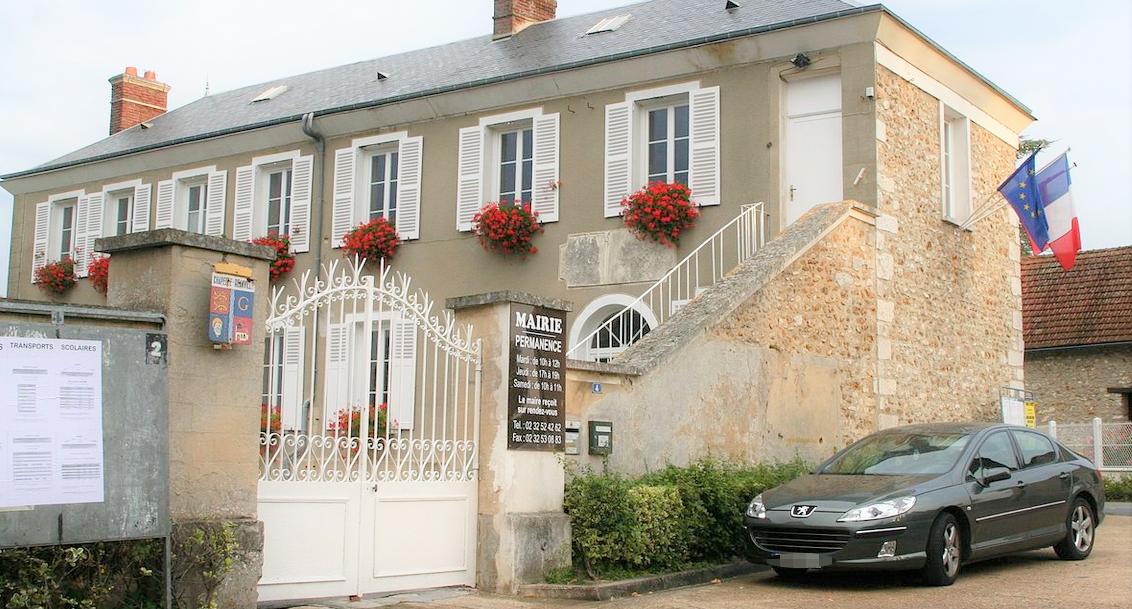 La mairie de la Chapelle-Réanville, un village situé entre Vernon et Pacy-sur-Eure, avait déjà reçu la visite de cambrioleurs avant Noël 2014 (Illustration@DR)