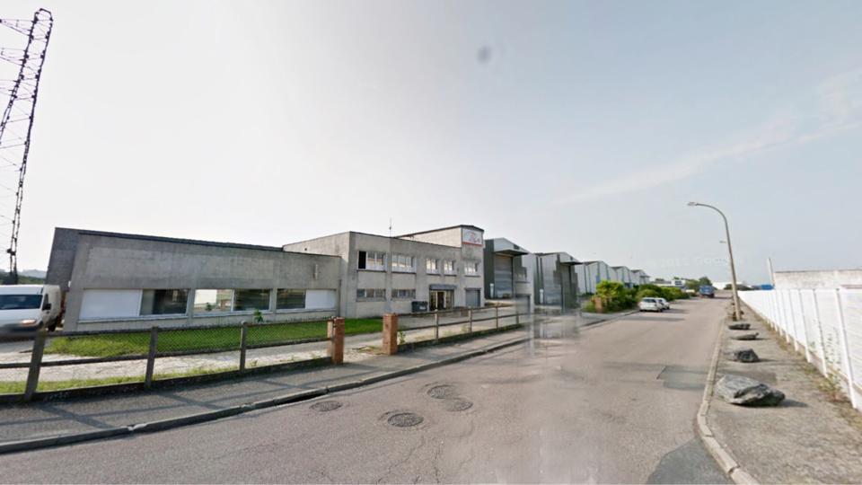 La société Nordec (à gauche sur cette photo) est implantée avenue Victor Griffuelhes à Grand-Quevilly (Illustration)