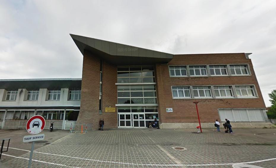 L'adolescent était scolarisé au lycée polyvalent André-Malraux, à Gaillon (Illustration@Google Maps)