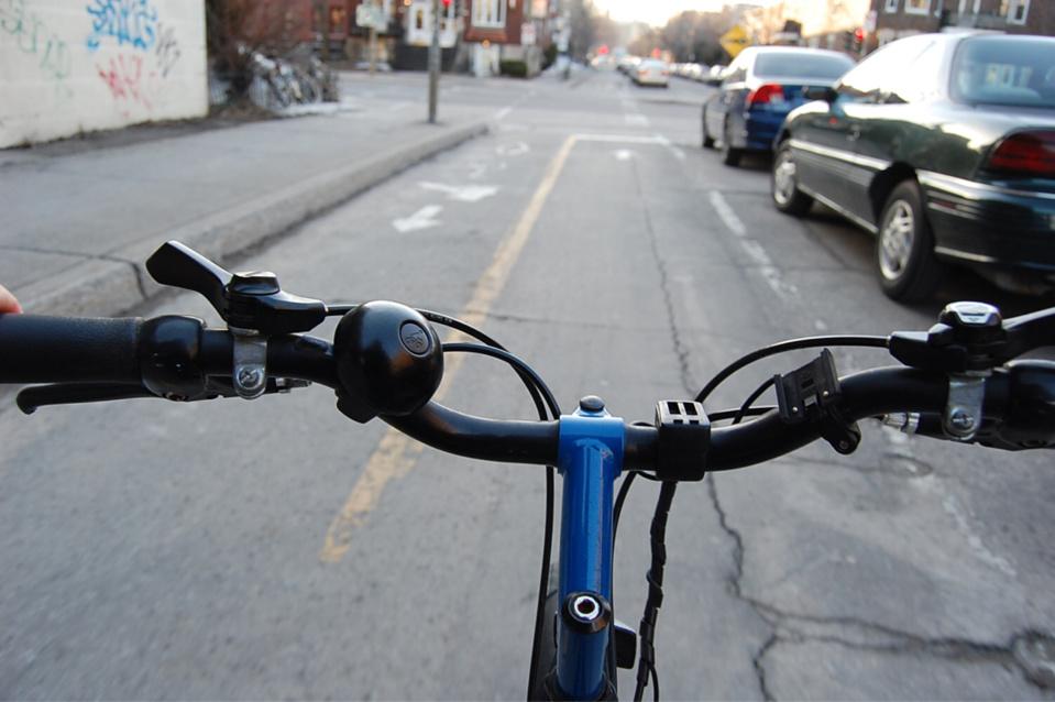 Les policiers ont rapidement rattrapé le voleur de vélo (Illustration)