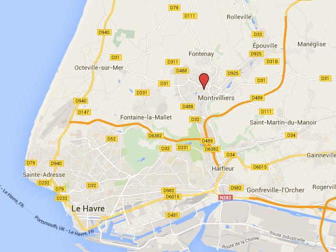 Seine-Maritime : accident mortel du travail à Montivilliers