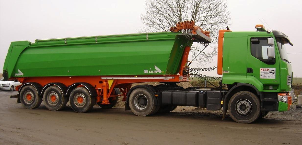 Qui aurait vu ce 38 tonnes dérobé en Seine-Maritime ?