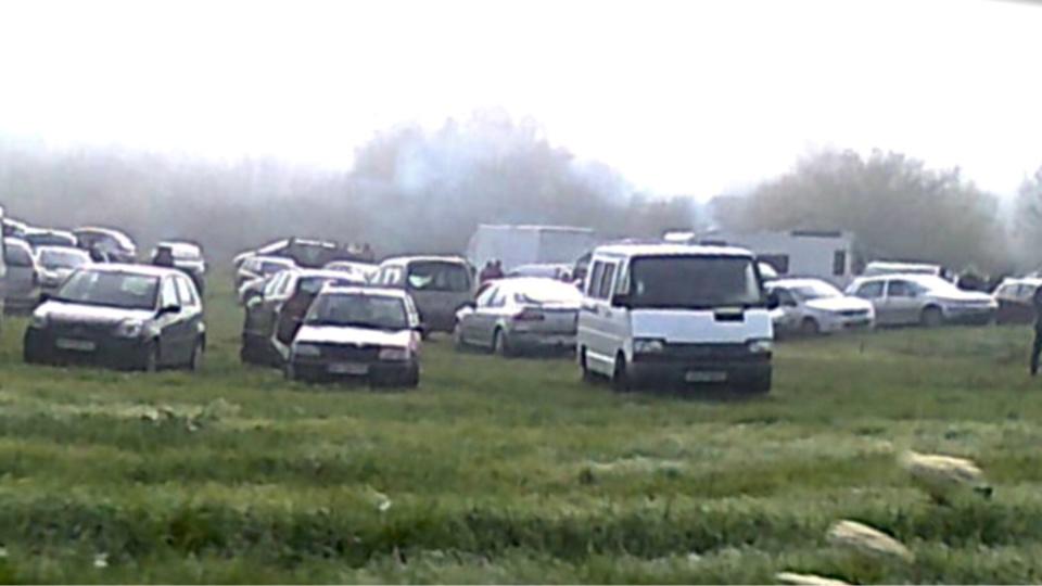 500 teknophiles se sont retrouvés ce week-end à Gasny, dans l'Eure (Illustration@infoNormandie)