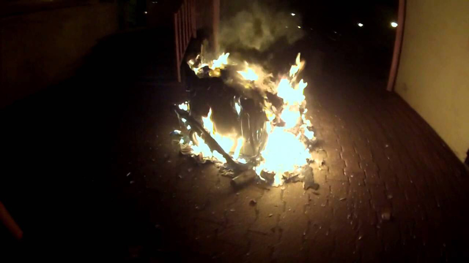 Trappes : un incendiaire de poubelles interpellé ce matin grâce à des témoins