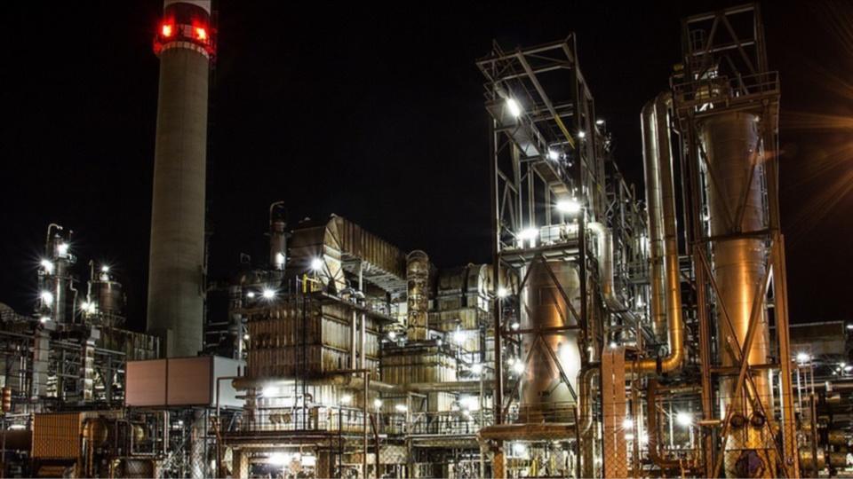 En avril 2013, le tribunal de commerce de Rouen avait confirmé la liquidation judiciaire de la raffinerie (Illustration)