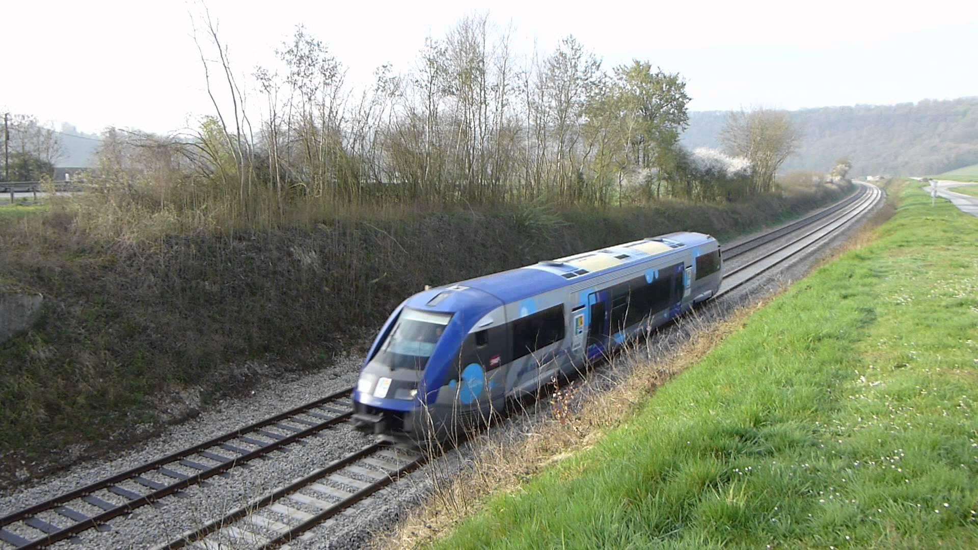 Modernisation de la ligne Serqueux-Gisors : enquête publique du 8 mars au 26 avril