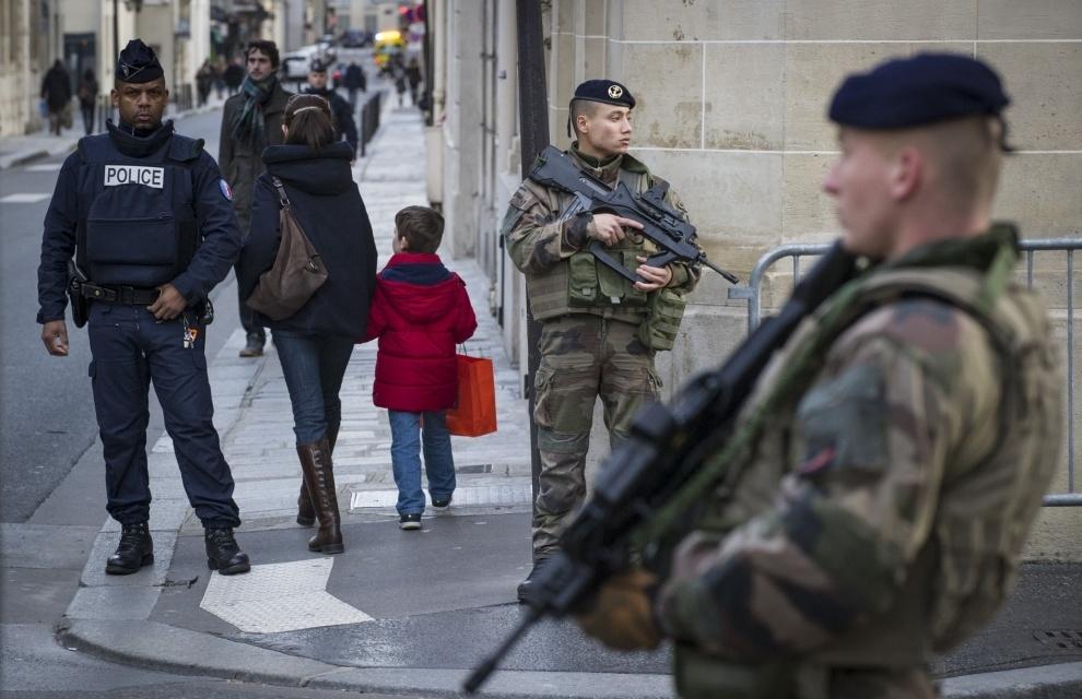 Les militaires seront déployés à Evreux, Vernon et Louviers pendant une vingtaine de jours (Illustration@DR)