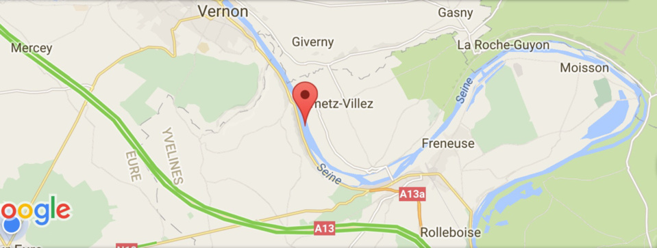 Une fillette de 12 ans blessée dans un accident de la route entre Bonnières et Vernon