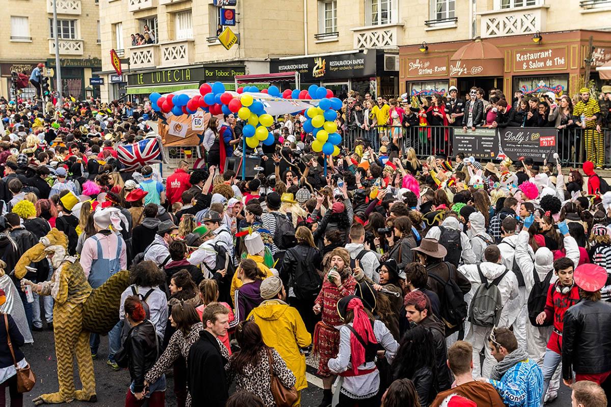 30 000 jeunes gens sont attendus au festival étudiants de Caen (illustration@DR)