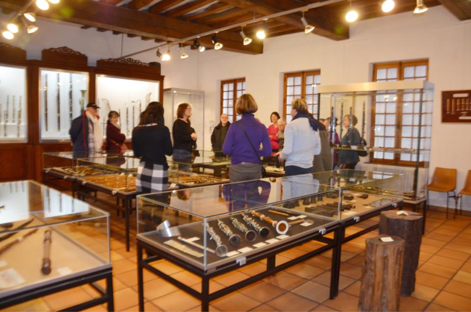 Visite express du Musée des instruments à vent : c'est le 1er mardi du mois, dans l'Eure