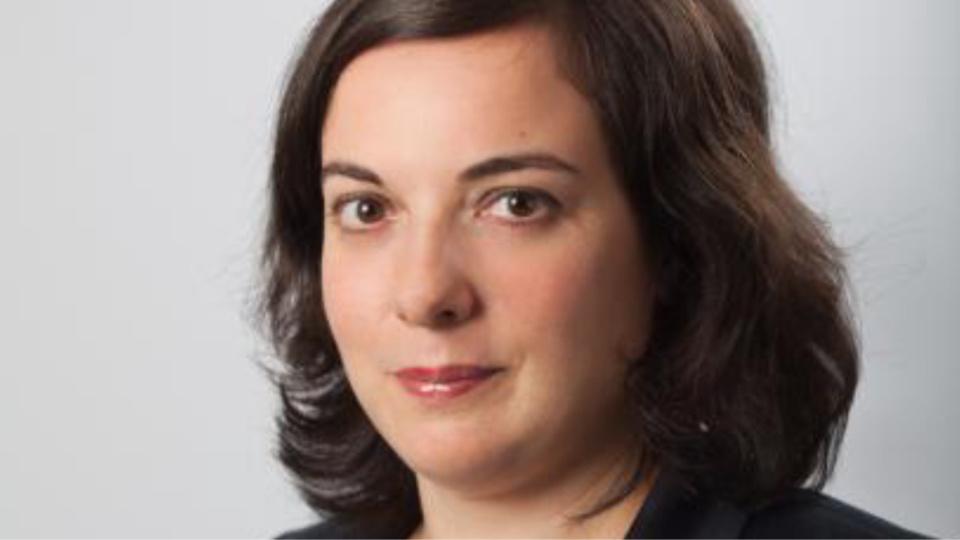 Emmanuelle Cosse, ministre du Logement et de l'Habitat durable (Photo@DR)