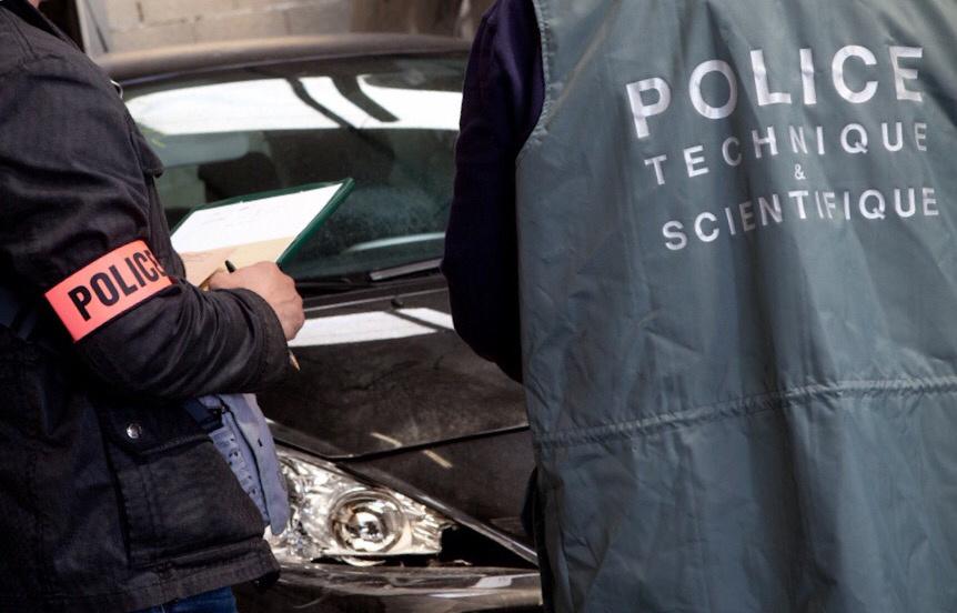 Le travail de police technique et scientifique a été payant (illustration@DGPN)