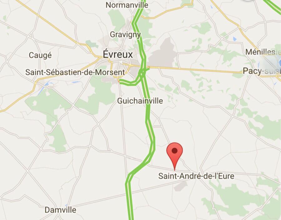 Accident mortel à La Forêt-du-Parc : appel à témoin de la gendarmerie de l'Eure