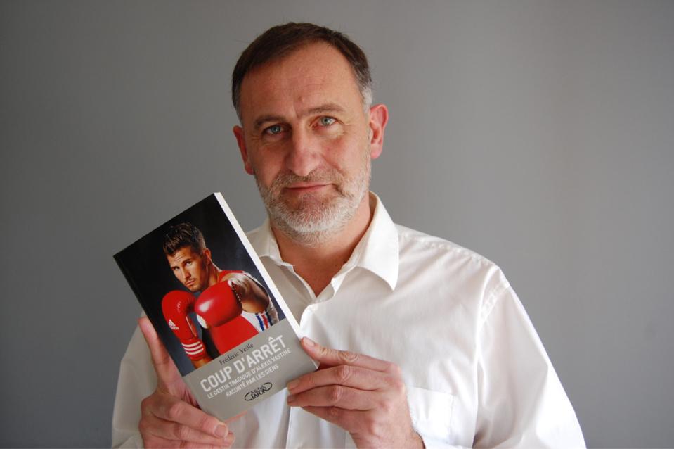 Frédéric Veille, journaliste à RTL