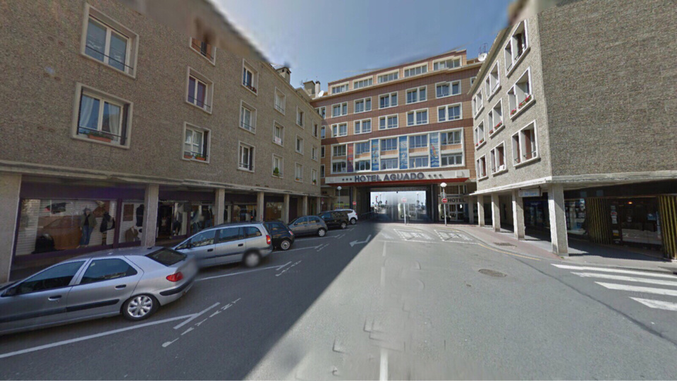 L'homme victime d'un arrêt cardiaque a été découvert sous les arcades de la rue Duquesne
