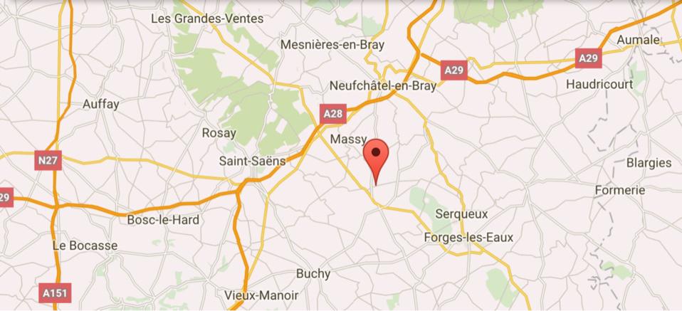 Pays de Bray : arrêté en flagrant délit au volant de la voiture volée à sa soeur près de Reims
