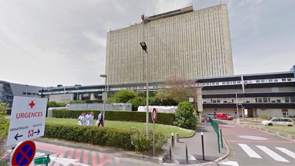 La jeune femme a été retrouvée au CHU de Caen, dans la soirée d'hier