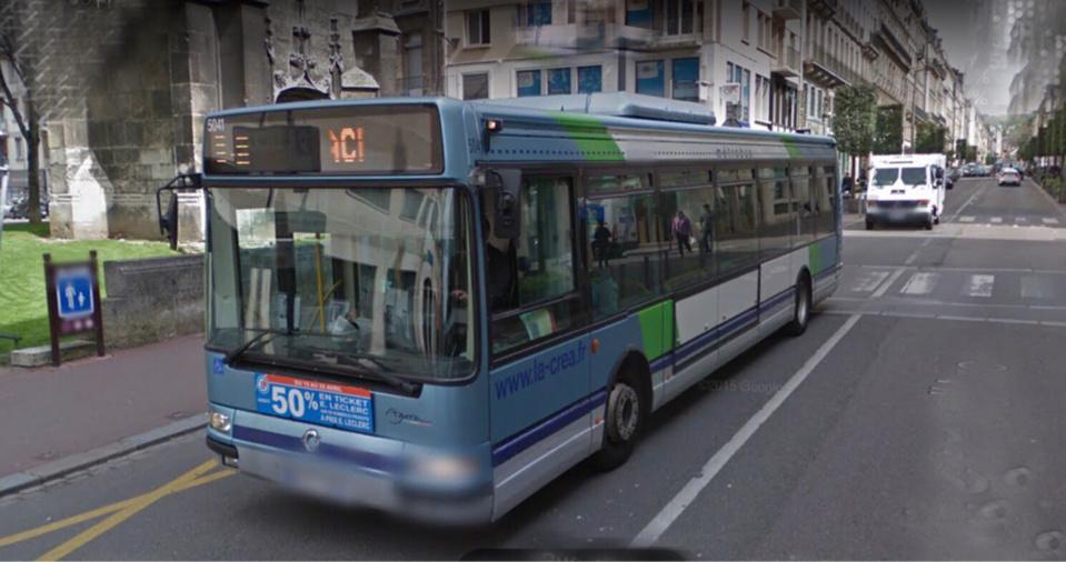 Rouen : un voleur a l'étalage démasqué dans le bus par une vendeuse du Printemps
