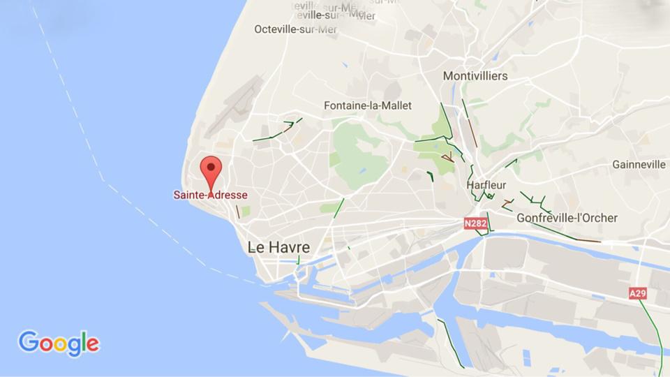 Opération de déminage à Sainte-Adresse : 1600 habitants évacués ce mardi 5 avril