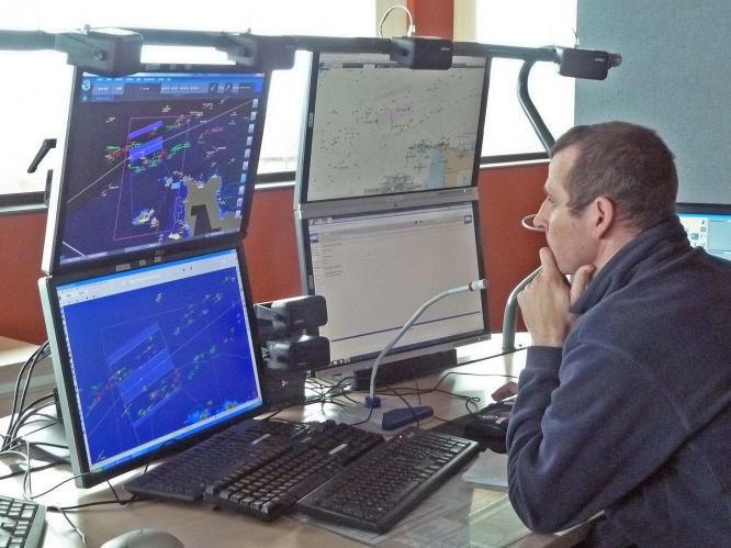 L'opération de secours a été coordonnée par le Centre régional opérationnel de surveillance et de sauvetage (CROSS) Jobourg (illustration@DR)