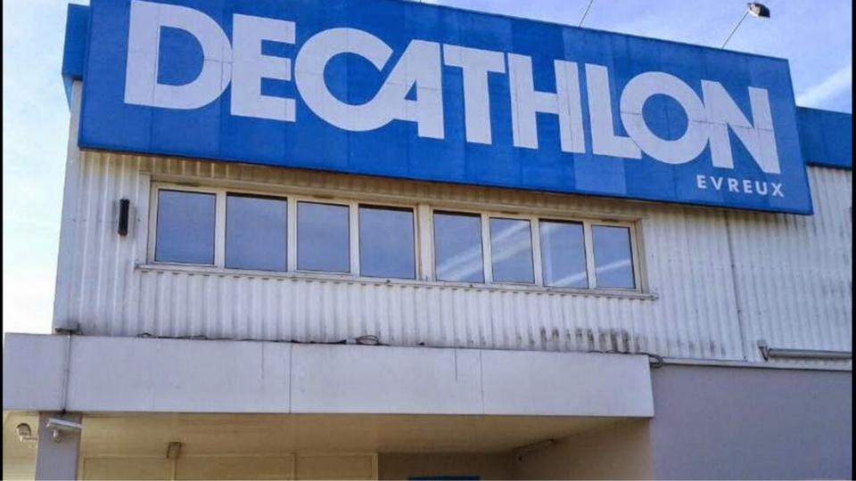 Evreux : une voleuse a l'étalage chez Décathlon interpellée en flagrant délit