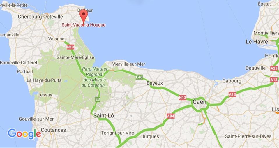 Normandie : deux kayakistes à la dérive secourus au large de Saint-Vaast-la-Hougue