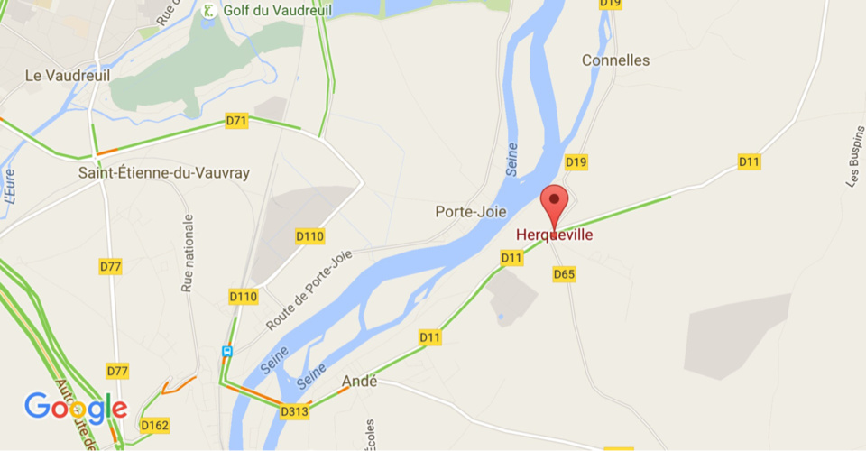Herqueville (Eure) : des cambrioleurs mis en fuite par la victime réveillée en pleine nuit