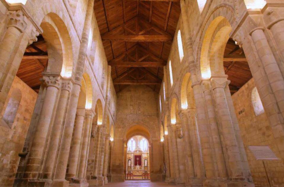 L'abbaye de Gravillev