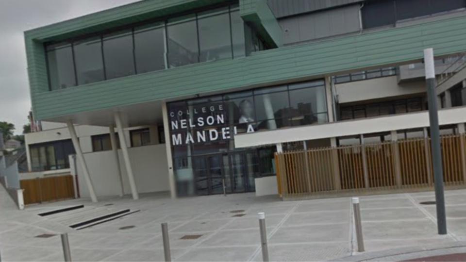Le Département va allouer 20.000€ au collège Mandela d'Elbeuf pour terminer l'année