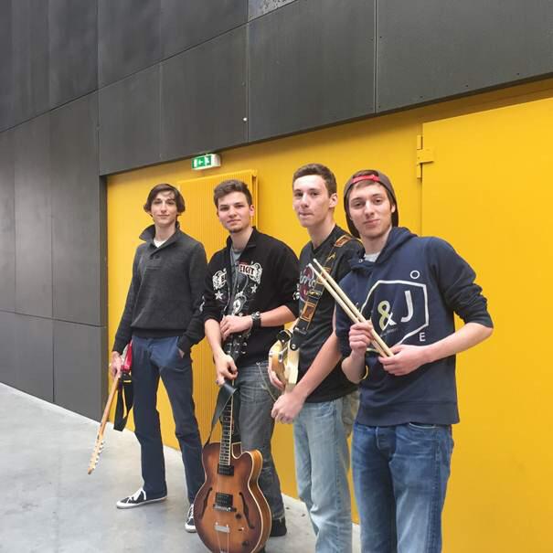 Concerts gratuits de la Région : 3 groupes de lycéens normands joueront en lever de rideau