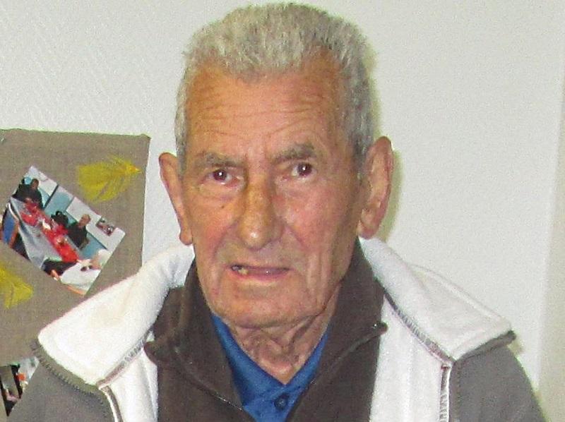 Charles D. a disparu depuis hier jeudi 2 juin de la maison de retraite de Buchy (Photo@Gendarmerie)