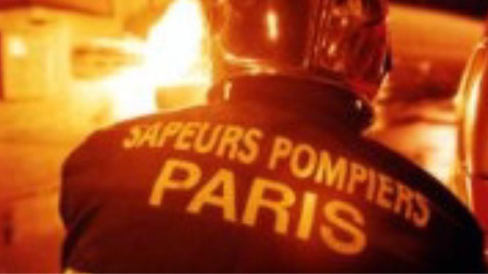 90 sapeurs-pompiers ont été mobilisés sur l'incendie (illustration@pompiers de Paris)
