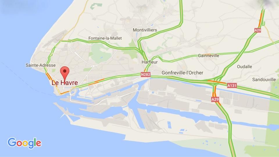 La ville du Havre encore bloquée ce mardi par les opposants à la loi El Khomri