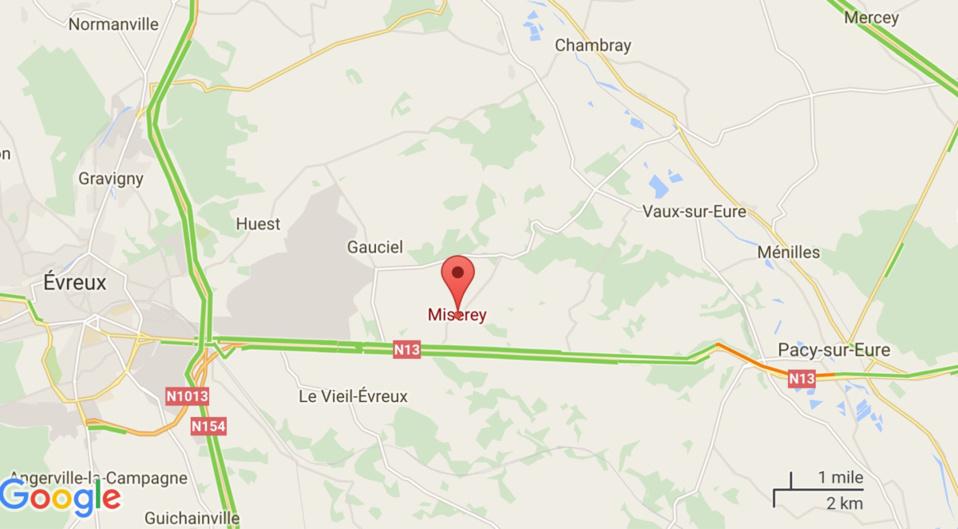 Miserey, près de Pacy-sur-Eure : des locaux associatifs cambriolés et dégradés par des inconnus