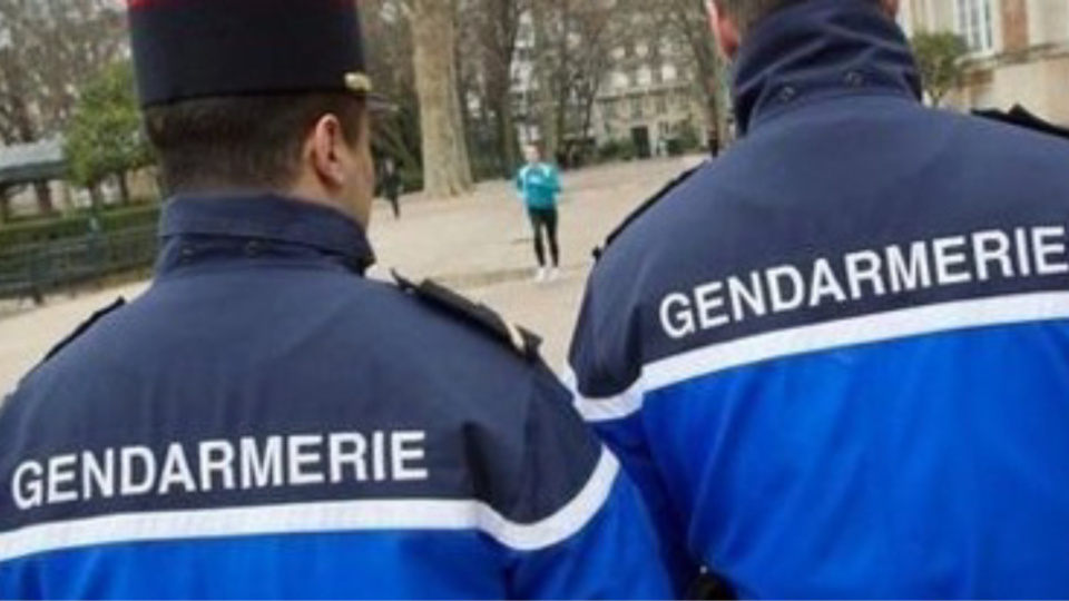 La gendarmerie a lancé immédiatement des recherches (Illustration)