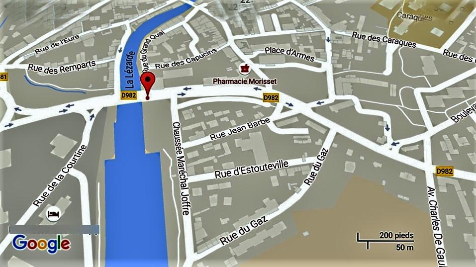 Deux blessés par balles près du Havre : le tireur présumé maintenu ce soir en garde à vue
