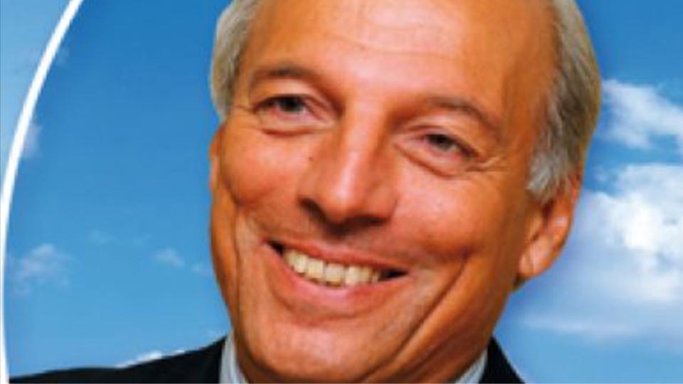 Hubert Dejean de La Bâtie, vice-président UDI du Conseil départemenbal de Seine-Maritime) (Photo@DR)