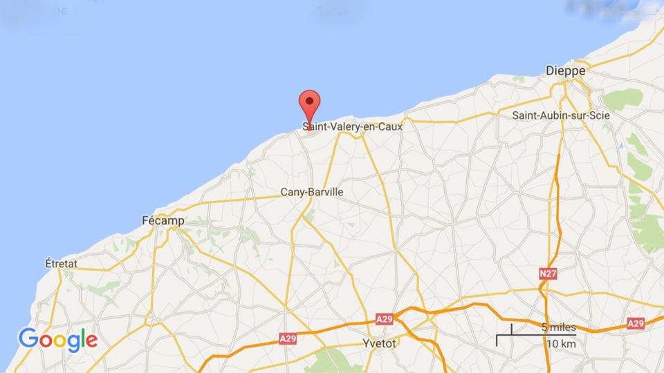 Seine-Maritime : dégagement de fumée suspecte à la centrale nucléaire de Paluel