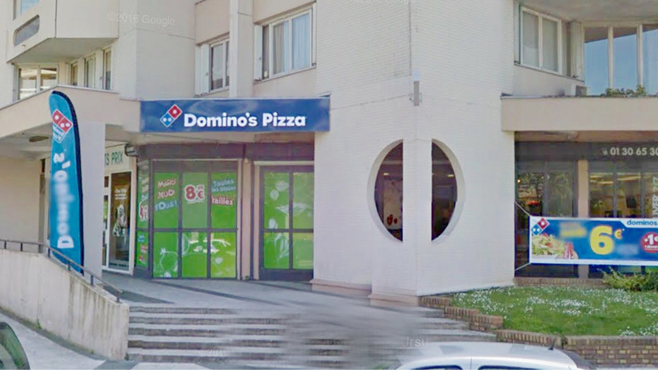 Vol à main armée dans une pizzeria de Poissy