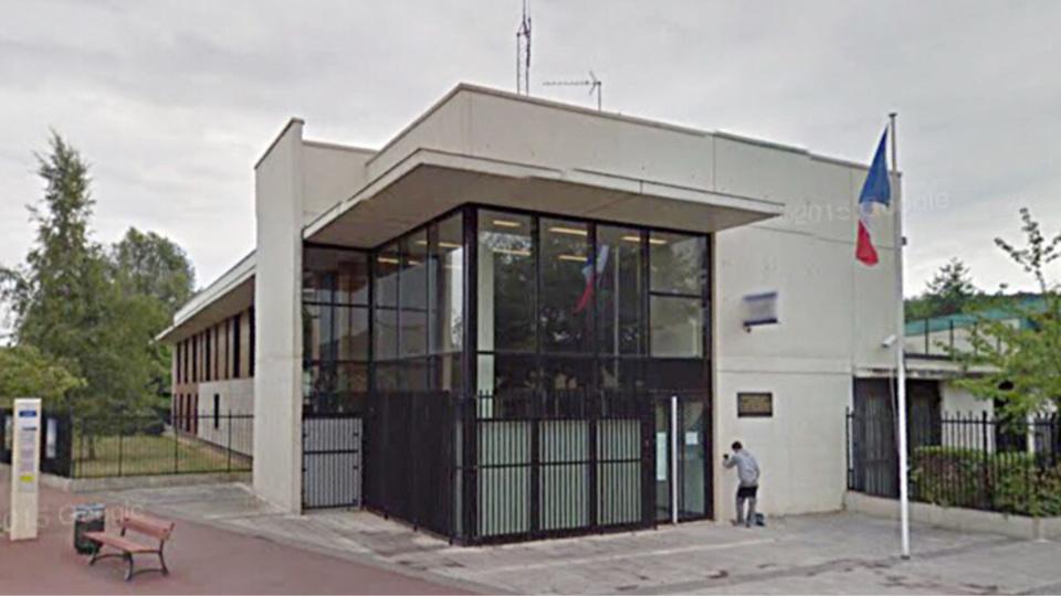 Le voleur du drapeau tricolore du commissariat de Fontenay-le-Fleuri a été filmé par une caméra de vidéo protection (illustration)