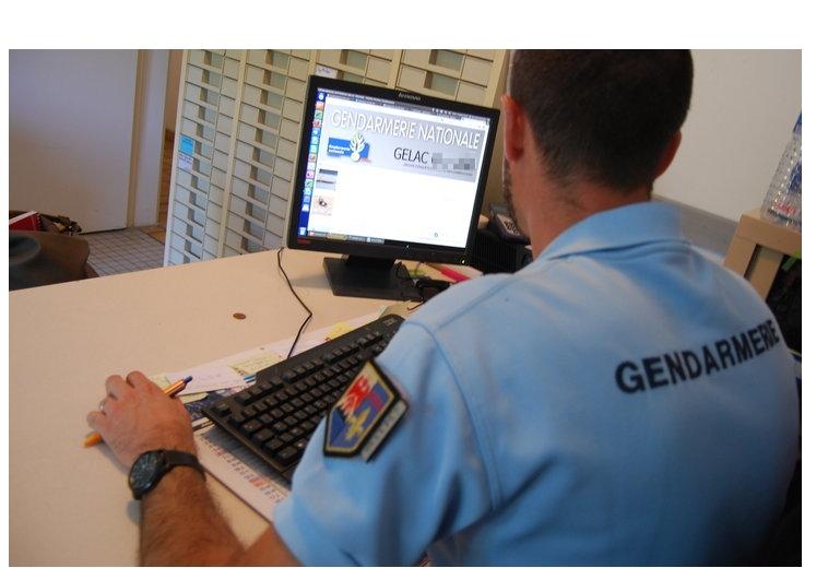 Les enquêteurs du GELAC sont parvenus à confondre l'auteure des cambriolages, grâce aux éléments recueillis sur les lieux (Illustration)