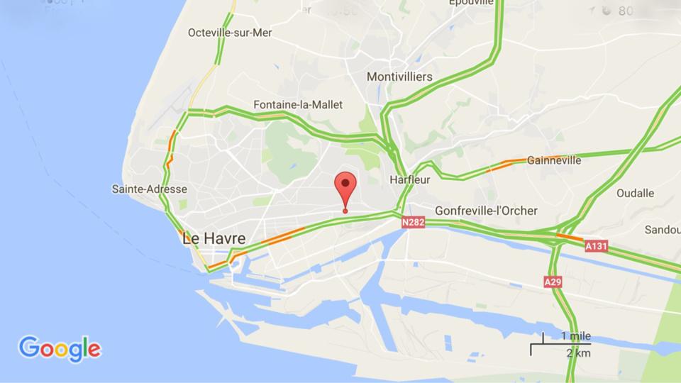 Le Havre-Montivilliers : trois femmes blessées grièvement dans le périple fou d'un chauffard